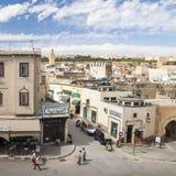 Άποψη του παλαιού medina σε Fes Στοκ Φωτογραφίες