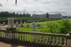 Άποψη του πεζουλιού Στοκ εικόνα με δικαίωμα ελεύθερης χρήσης