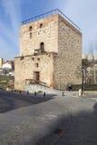 Άποψη του πύργου Alamon στο Γουαδαλαχάρα, Ισπανία Στοκ φωτογραφία με δικαίωμα ελεύθερης χρήσης