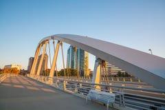 Άποψη του στο κέντρο της πόλης Columbus Οχάιο Στοκ φωτογραφίες με δικαίωμα ελεύθερης χρήσης