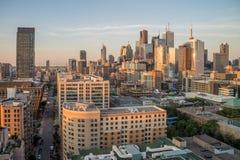Άποψη του Τορόντου, Καναδάς Στοκ Φωτογραφία