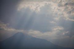 Άποψη του υποστηρίγματος Ararat Στοκ Εικόνα