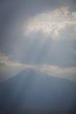 Άποψη του υποστηρίγματος Ararat Στοκ Εικόνες