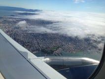 Άποψη του Ariel του San Jose Στοκ εικόνα με δικαίωμα ελεύθερης χρήσης