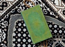 Άποψη του Ariel Quran στην κουβέρτα Στοκ Εικόνες