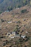 Άποψη του Hill Poon στο Νεπάλ Στοκ εικόνα με δικαίωμα ελεύθερης χρήσης