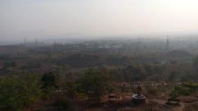 Άποψη του Jamshedpur Στοκ εικόνες με δικαίωμα ελεύθερης χρήσης