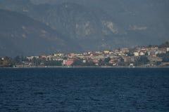 Άποψη του lariana Abbadia στοκ φωτογραφία με δικαίωμα ελεύθερης χρήσης