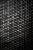 Άποψη του wovenwork από τις τεχνητές λουρίδες ινδικού καλάμου Στοκ Φωτογραφίες