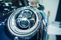 Άποψη των αυτοκινήτων Στοκ εικόνα με δικαίωμα ελεύθερης χρήσης