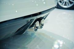 Άποψη των αυτοκινήτων Στοκ φωτογραφία με δικαίωμα ελεύθερης χρήσης