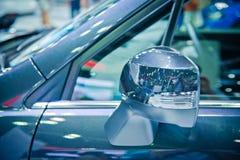 Άποψη των αυτοκινήτων Στοκ φωτογραφίες με δικαίωμα ελεύθερης χρήσης