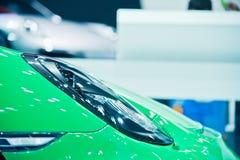 Άποψη των αυτοκινήτων Στοκ εικόνες με δικαίωμα ελεύθερης χρήσης