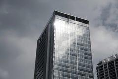 Άποψη των κτηρίων Yokohama Στοκ φωτογραφίες με δικαίωμα ελεύθερης χρήσης