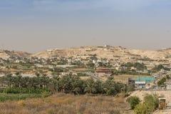 Άποψη των περιχώρων της πόλης του Jericho Παλαιστινιακή Δυτική Όχθη στοκ εικόνες με δικαίωμα ελεύθερης χρήσης