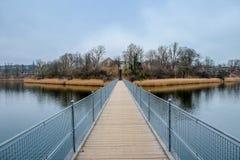 Άποψη φύσης στην Κοπεγχάγη Δανία Στοκ φωτογραφία με δικαίωμα ελεύθερης χρήσης