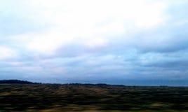 άποψη χωρών Στοκ φωτογραφία με δικαίωμα ελεύθερης χρήσης