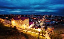 Άποψη χώρων Punta στοκ φωτογραφίες με δικαίωμα ελεύθερης χρήσης