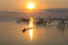 Άποψη ψαράδων Στοκ εικόνες με δικαίωμα ελεύθερης χρήσης