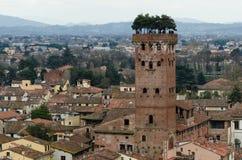 Lucca Στοκ εικόνες με δικαίωμα ελεύθερης χρήσης