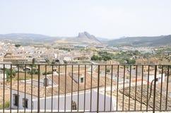 Άποψη Almenillas Antequera Στοκ φωτογραφία με δικαίωμα ελεύθερης χρήσης