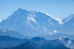 Άποψη Annapurna στοκ εικόνες με δικαίωμα ελεύθερης χρήσης