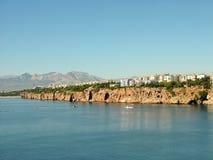 Άποψη Antalya, Τουρκία Στοκ Εικόνες