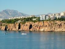 Άποψη Antalya, Τουρκία Στοκ φωτογραφία με δικαίωμα ελεύθερης χρήσης