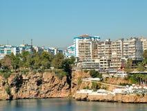 Άποψη Antalya, Τουρκία Στοκ φωτογραφίες με δικαίωμα ελεύθερης χρήσης