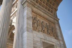Άποψη Arco του ρυθμού della Στοκ Φωτογραφίες
