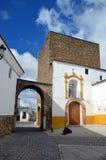 Άποψη Arco del Cubo-Zafra Στοκ εικόνες με δικαίωμα ελεύθερης χρήσης