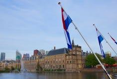 Το ολλανδικό Κοινοβούλιο, Χάγη, Ολλανδία Στοκ φωτογραφία με δικαίωμα ελεύθερης χρήσης