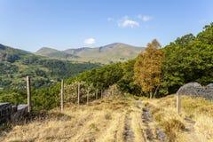 Άποψη Eilio Mynydd στοκ φωτογραφία με δικαίωμα ελεύθερης χρήσης