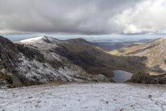Άποψη Ffracon Nant, Snowdonia στοκ φωτογραφία με δικαίωμα ελεύθερης χρήσης