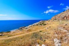 Άποψη 5 greco ακρωτηρίων Στοκ Φωτογραφίες