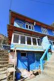 Άποψη Hill του Νεπάλ Poon Στοκ εικόνες με δικαίωμα ελεύθερης χρήσης