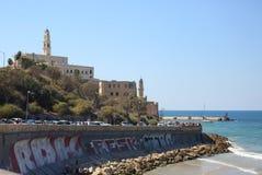 Άποψη Jaffa Στοκ Φωτογραφίες