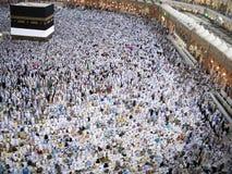 Άποψη Kaaba Στοκ Εικόνες