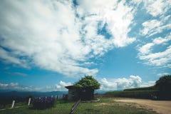 Άποψη lai YUN της Ταϊλάνδης γιων της Mae Hong Pai στοκ φωτογραφία με δικαίωμα ελεύθερης χρήσης