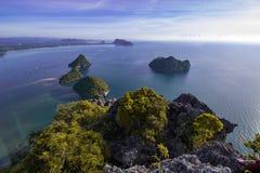 Άποψη Lommuak Khao Στοκ Φωτογραφίες