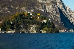 Άποψη Malgrate στοκ φωτογραφίες με δικαίωμα ελεύθερης χρήσης