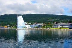 Άποψη Molde, Νορβηγία Στοκ φωτογραφία με δικαίωμα ελεύθερης χρήσης