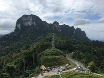 Άποψη Nang Hong Khao στοκ φωτογραφίες με δικαίωμα ελεύθερης χρήσης