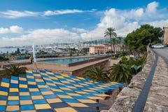 Άποψη Palma πόλεων Στοκ φωτογραφία με δικαίωμα ελεύθερης χρήσης