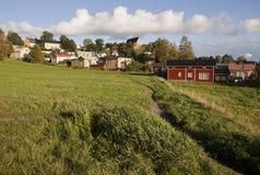 Άποψη Porvoo Στοκ εικόνες με δικαίωμα ελεύθερης χρήσης