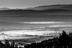 Άποψη Provicial στην Προβηγκία, Γαλλία Στοκ εικόνες με δικαίωμα ελεύθερης χρήσης