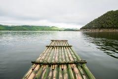 Άποψη Rafting Στοκ Φωτογραφία