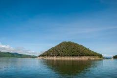 Άποψη Rafting Στοκ Εικόνες