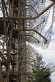 Άποψη RLS Duga από το κατώτατο σημείο στοκ φωτογραφία με δικαίωμα ελεύθερης χρήσης