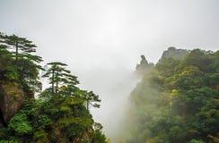 Άποψη Sanqingshan, Jiangxi, αριθ. 2 στοκ εικόνες